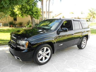 2007 Chevrolet Trailblazer 1-FL OWNER SS 2WD FLORIDA 2007 CHEVROLET TRAILBLAZER SS 2WD! 1-FLORIDA OWNER-FULL SERVICE RECORDS!