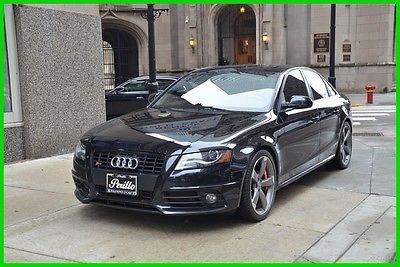 2012 Audi S4 3.0 Premium Plus 2012 3.0 Premium Plus Used 3L V6 24V Automatic AWD Sedan Moonroof Premium