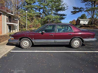1992 Buick Park Avenue  1992 Buick Park Avenua Ultra