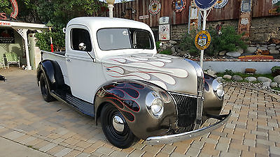 1941 Ford Other Pickups pickup 1941 Ford 1/2ton pickup truck restomod w/302 ALL FORD ALL STEEL!!