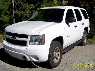 2007 Chevrolet Tahoe LS 2007 Chevy Tahoe