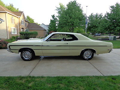 1969 Ford Torino GT collector cars
