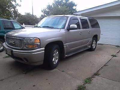 2003 GMC Yukon Denali 2003 GMC Yukon Denali XL, Good Shape, New Transmission