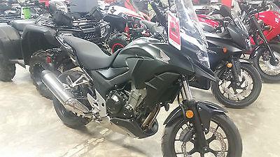 2016 Honda CB  BRAND NEW 2016 HONDA CB500X CB 500 MOTORCYCLE STREET BIKE