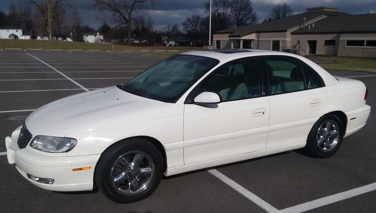 1998 Cadillac Catera 1998 Cadillac Catera 3.0L V6 ~ White ~ Loaded ~ ONLY 40,159 Miles ~ VERY CLEAN