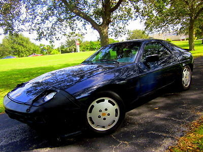 1986 Porsche 928 1986 Porsche 928 S 2dr Hatchback -Ready to drive.... FULL MAINTENANCE RECORDS