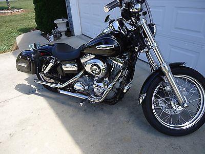 2009 Harley-Davidson Super Glide  harley davidson super glide