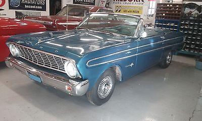 1964 Ford Falcon Convertible 1964 falcon sprint convertible