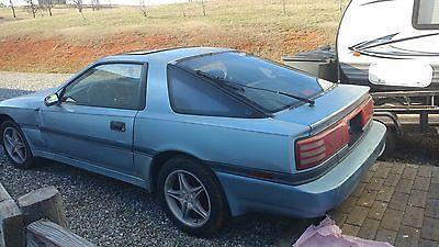 1989 Toyota Supra 190000 1989 toyota supra