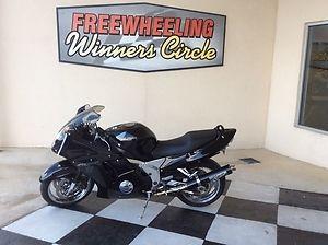 1998 Honda CBR  1998 Honda CBR 1100XX Super Blackbird