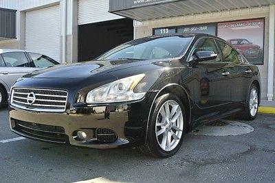 2011 Nissan Maxima 4dr Sdn V6 CVT 3.5 SV w/Premium Pkg V6 SV PREMIUM PKG MOONROOF 65K
