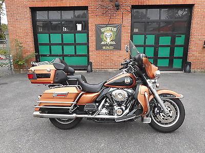 2008 Harley-Davidson Touring  2008 HARLEY DAVIDSON FLHTCU  ULTRA CLASSIC 105 YEAR ANNIVERSARY  96CU 6 SPEED