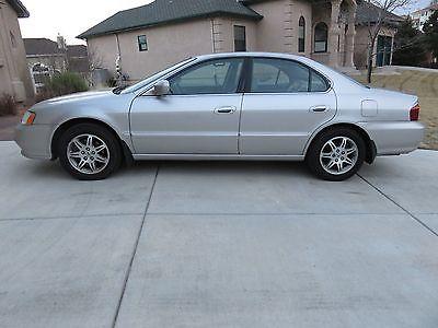 1999 Acura TL 1999 Acura 3.2 TL 4-Door Sedan