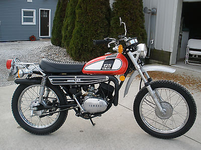 1975 Yamaha Other  yamaha 125 enduro, at1, ct1, dt1, rt1, ht1, super nice original survivor, 2K mi