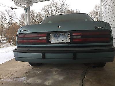1994 Buick Regal 1994 Buick Regal Custom