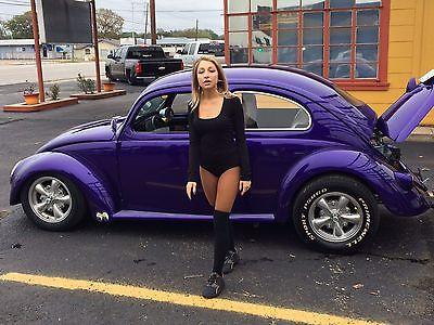 1955 Volkswagen Beetle - Classic Oval 1955 Volkswagen Beetle