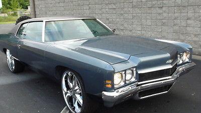 1972 Chevrolet Impala 1972 Chevrolet Impala