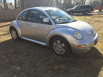 2000 Volkswagen Beetle-New  2000 Volkswagen Beetle turbo Sedan