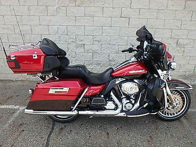 2013 Harley-Davidson Touring  2013 HARLEY DAVIDSON FLHTK ULTRA CLASSIC LIMITED UM40384 JB