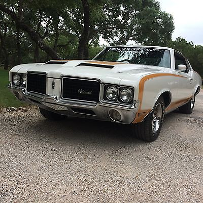 1972 Oldsmobile Other Hurst 1972 Hurst Olds
