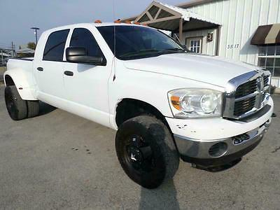 2008 Dodge Other Pickups -- 2008 DODGE 3500 MEGA, WHITE with 191,820 Miles available now!