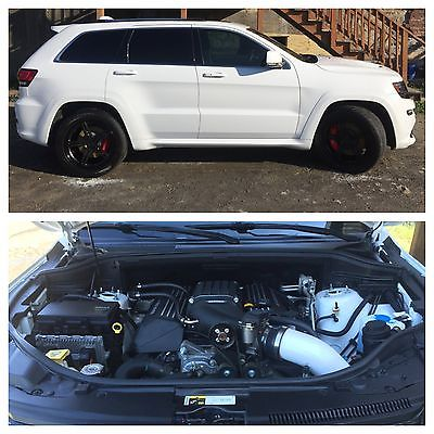 2014 Jeep Grand Cherokee SRT8 2014 Jeep Grand Cherokee Srt SUPERCHARGED