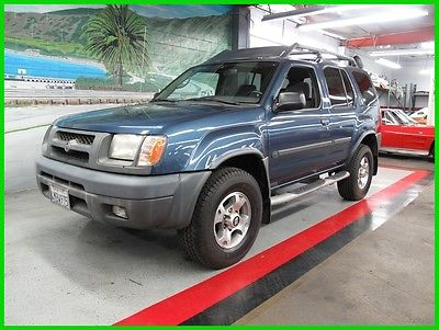 2000 Nissan Xterra SE Please scroll down and look at all Detailed Pics and Carfax Report