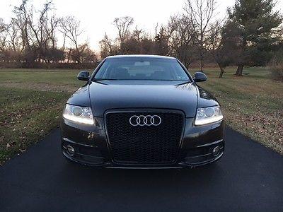 2011 Audi A6 3.0T Quattro Premium Plus 2011 audi a6