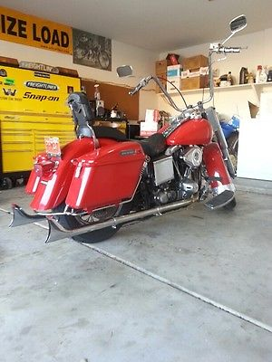 1972 Harley-Davidson Other  1972 HARLEY FL(H) 88 INCH STROKER