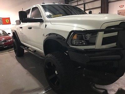 2012 Ram 2500 ST 2012 Ram 2500 ST Crew Cab 6SPD Manual Diesel Lifted