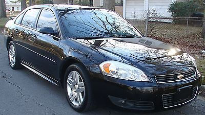 2011 Chevrolet Impala LT 2011 Chevrolet Impala LT Beautiful Black,Leather-Loaded Runs/Drives Great