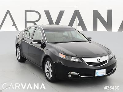 2013 Acura TL TL Base BLACK 2013 TL with 32650 Miles for sale at Carvana