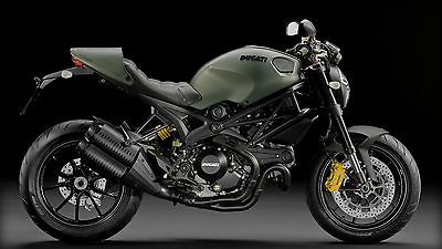 2013 Ducati Monster  Brand New 2013 DUCATI DIESEL MONSTER / LIMITED EDITION / COLLECTIBLE