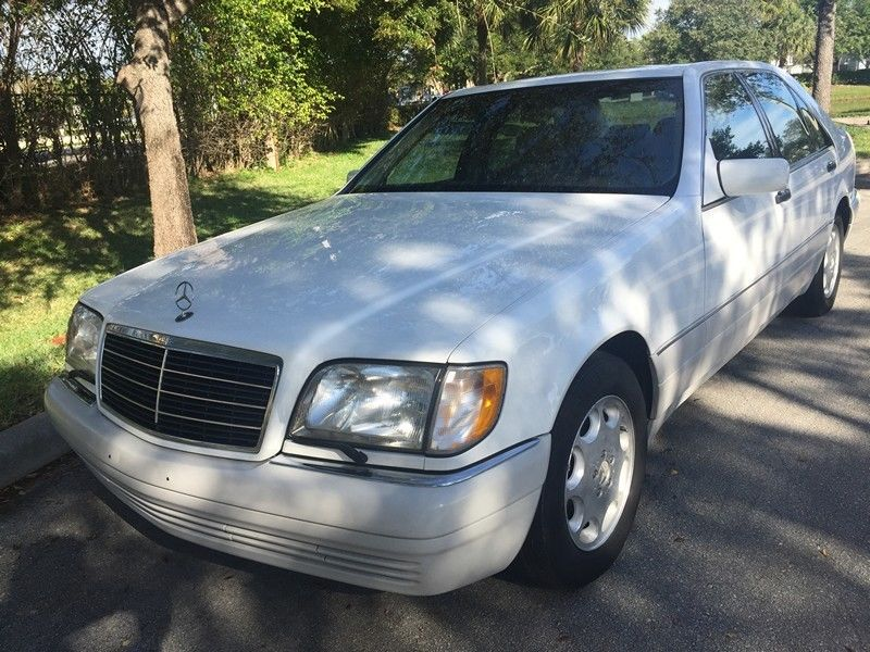 Mercedes benz class s420 cars for sale for Mercedes benz s420