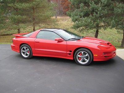 2002 pontiac trans am ws6 cars for sale. Black Bedroom Furniture Sets. Home Design Ideas