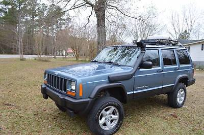 1999 Jeep Cherokee Sport 1999 jeep cherokee sport with snorkel and 2.5 lift
