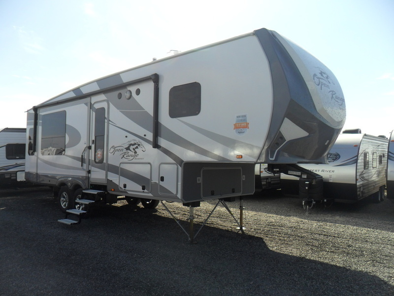 Highland Ridge Rv Roamer Fifth Wheels RF316RLS