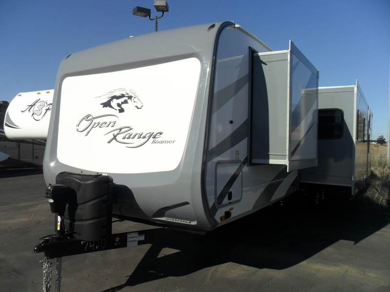 Highland Ridge Rv Roamer Travel Trailers RT310BHS, 2