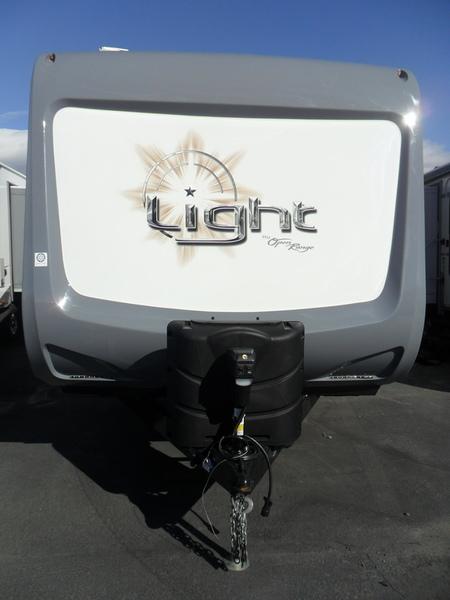 Highland Ridge Rv The Light Travel Trailers LT308BHS, 2