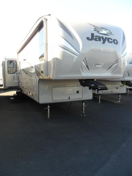 Jayco Eagle Fifth Wheels 355 Mbqs Rvs For Sale