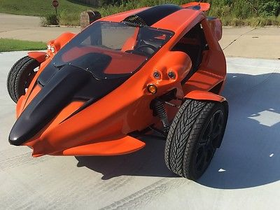 2015 Custom Built Motorcycles Other  2015 custom reverse trike motorcycle hayabusa engine