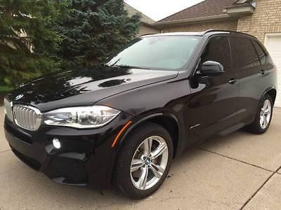 2014 BMW X5 xDrive50i Sport Utility 4-Door 2014 BMW X5 xDrive50i M-package