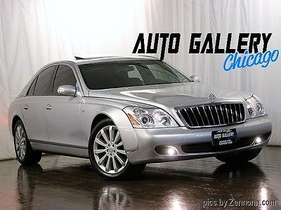 2007 Maybach 57 S Sedan 4-Door Maybach 57S