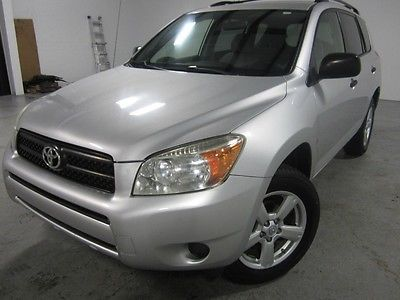 2007 Toyota RAV4 2WD 4dr 4-cyl (Natl) 183K LOW MILES AUTO 2WD 4CYL