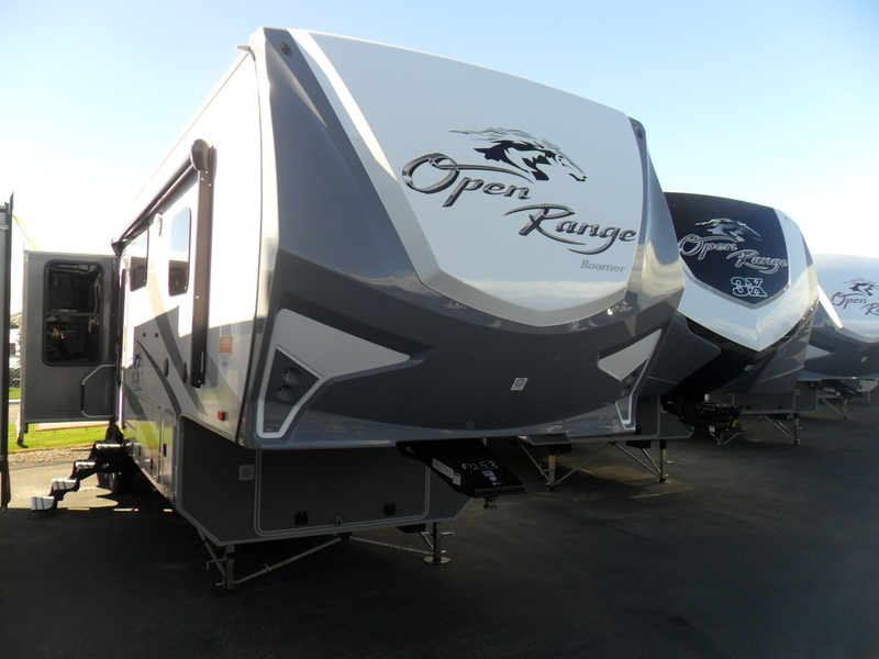 Highland Ridge Rv Roamer Fifth Wheels RF347RES, 2