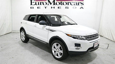 2015 Land Rover Range Rover 5dr Hatchback Pure Plus land rover range rover evoque hatchback pure plus white 13 14 15 awd best deal