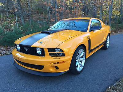 2007 Ford Mustang 2007 Saleen/Parnelli Jones Limited Edition Mustang