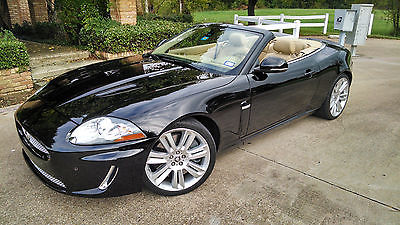 2010 Jaguar XKR Convertible 2-Door 2010 Jaguar XK-R XKR Convertible Supercharged 20