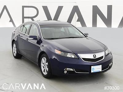 2013 Acura TL TL Base BLUE 2013 TL with 33158 Miles for sale at Carvana