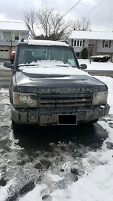 2004 Land Rover Discovery SE7 2004 Land Rover Discovery